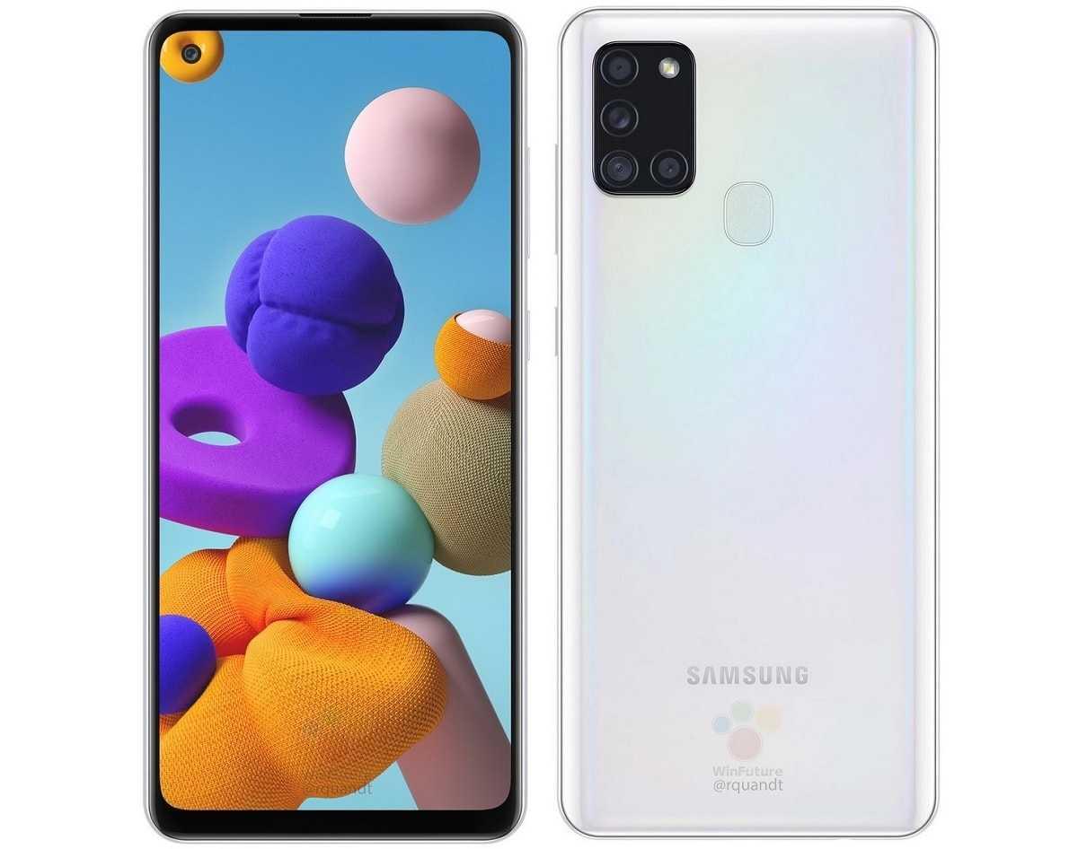 Celular Samsung A21